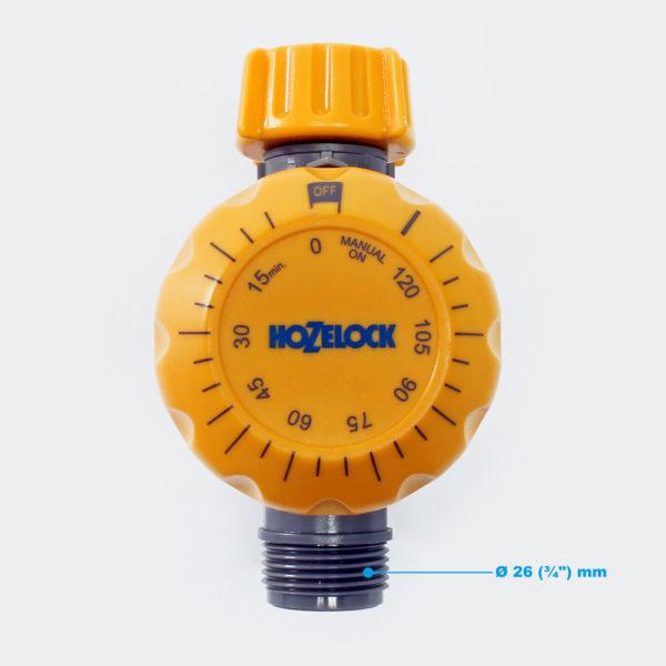 Mechanický časovač regulátoru zavlažování