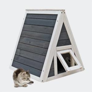 Domek pro kočky 51x50.5x48.5cm