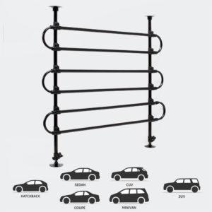 Univerzální mříž do zavazadlového prostoru Typ-C