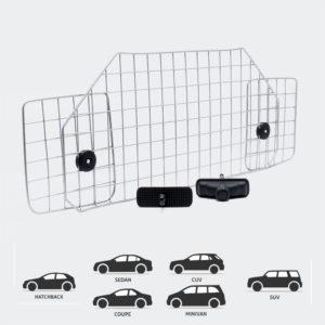 Univerzální mříž do zavazadlového prostoru